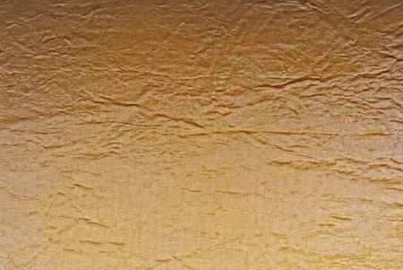 Gold silk texture photo