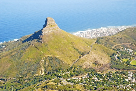 Cape Town, South Africa.  photo