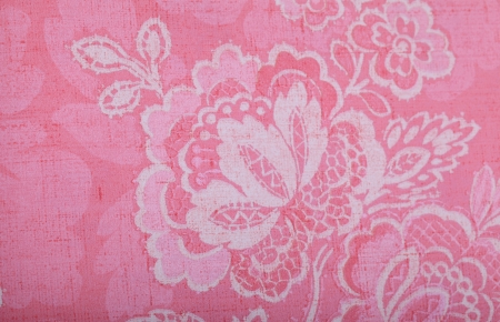 Vintage pink wallpaper with vignette victorian pattern Stock Photo - 20887830