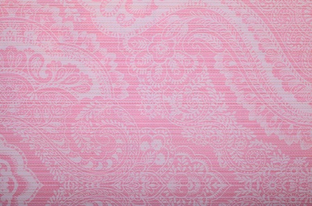 Vintage pink wallpaper with vignette victorian pattern Stock Photo - 21599545