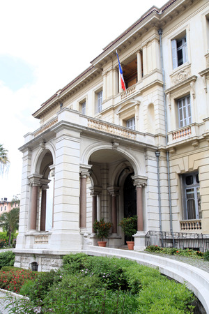 The Massena Palace Museum of Art and History, Nice, France