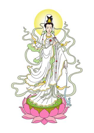 The Goddess of Mercy
