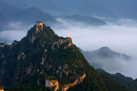 China Great Wall Stock Photo - 4322271