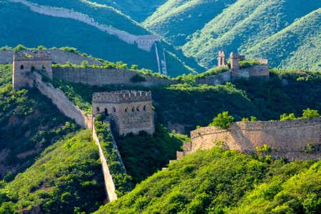 jinshanling: Jinshanling Great Wall of China