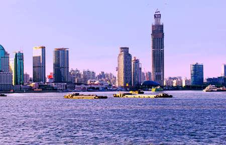 huangpu: Huangpu River