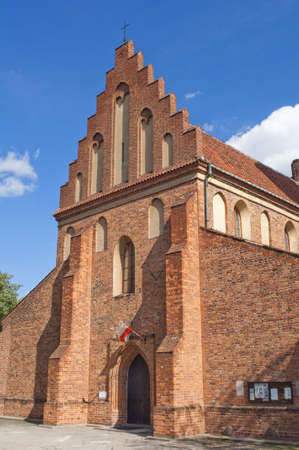 Church of the Visitation of the Most Blessed Virgin Mary, also known as St. Marys  Church, Warsaw, Poland.