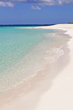 anguilla: Fantastic view of a Caribbean beach.