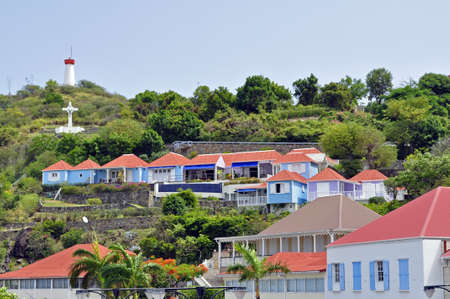 collectivity: Gustavia, Saint Barthelemy, in the French Antilles.
