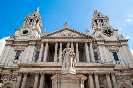 st  paul   s cathedral: St Paul s Cathedral, in the city of London, England