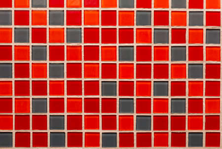 bathroom wall: Detail of color pattern and texture of bathroom ceramic tile wall