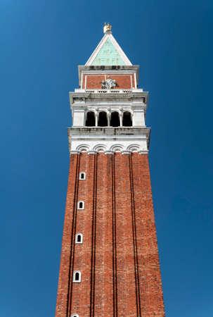 st  mark s: San Marco s campanile, Venezia, Italia Archivio Fotografico