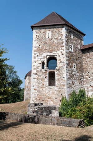 ljubljana: Ljubljana Castle in Ljubljana, Capital City of Slovenia. Editorial