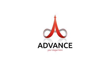 Advance icon Illustration