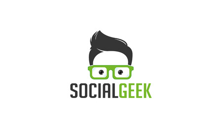 blogs: Social Geek Logo