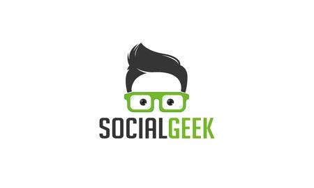Sociale Geek Logo