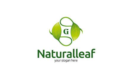 consult: Natural Leaf  design Illustration