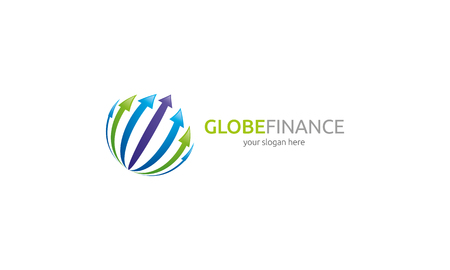 Globe Finance Stock fotó - 47397888