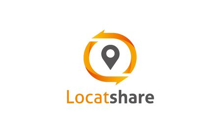 finder: Locate Share Vectores