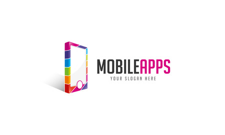 mobile application: Mobile Apps Logo
