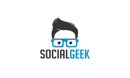 geek: Geek Social Logo