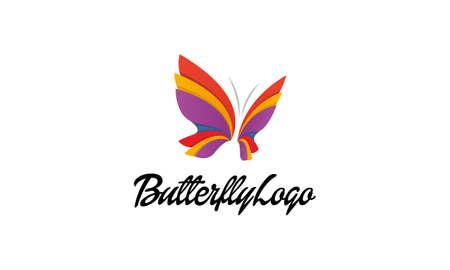 talc: butterfly