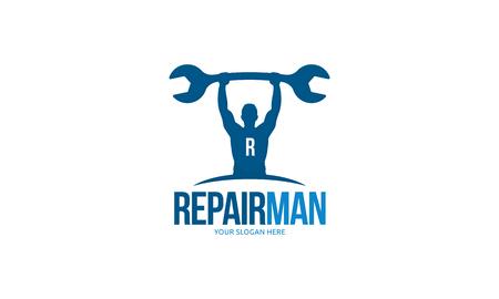 body damage: Repair Man