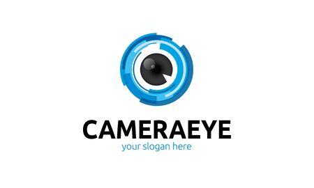 Camera Eye Stock fotó - 72758128