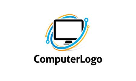 コンピューターのロゴ
