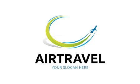 air transport: Air Travel Logo