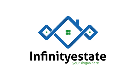 home finances: Infinity Logo Estate
