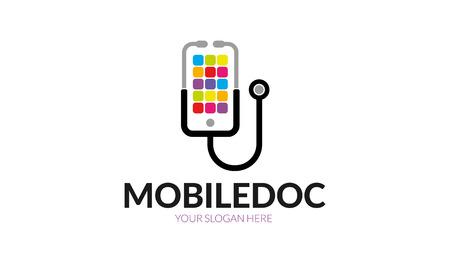 hospice: Mobile Doctor Logo