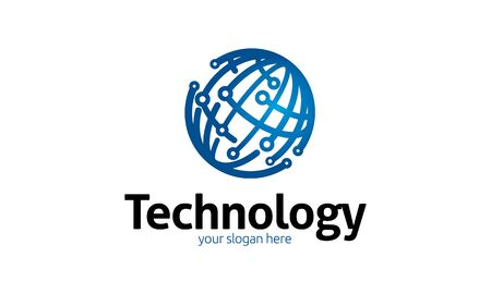 memorable: technology logo