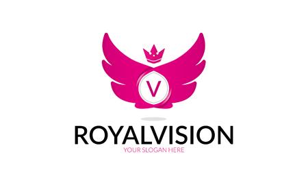 primus: Royal Vision Logo Illustration