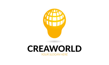 Cree World Logo on a white background
