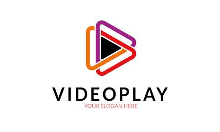 Reproducir vídeo Logo