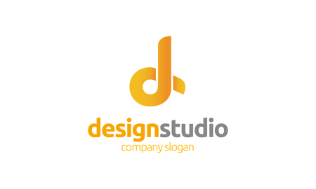 Logo Design Studio Illustration