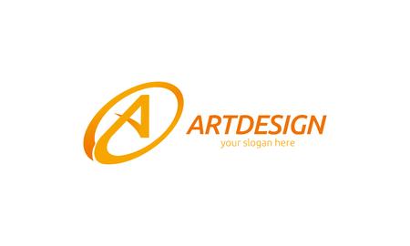 minimally: Art Design Logo