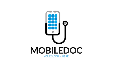 outpatient: Mobile Doctor Logo