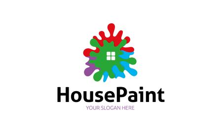 house painter: House Painter Logo