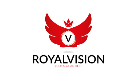 Royal Vision Logo Illustration