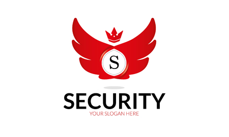Security logo Illustration