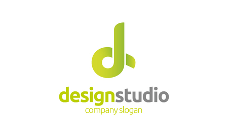 A Logo Design Studio Illustration