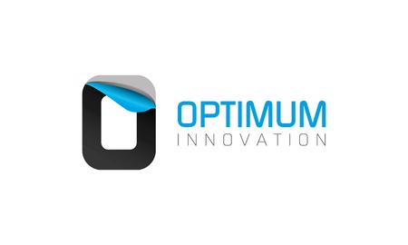 An optimum Logo Illustration