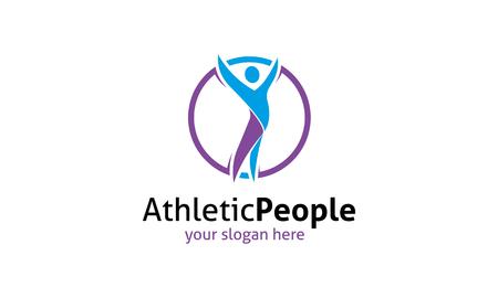 heath: Athletic People Logo