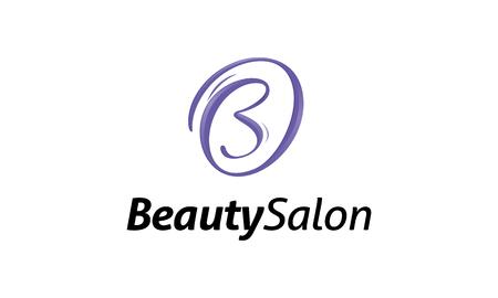 women s health: Beauty Salon Logo