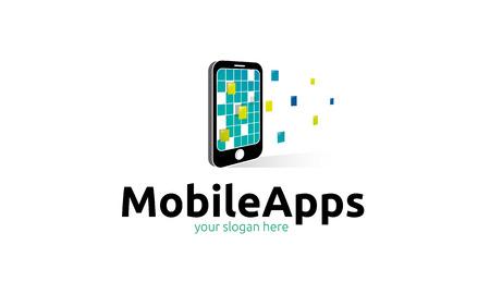 Mobile Apps Logo