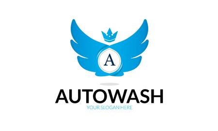 modification: Auto Wash Logo