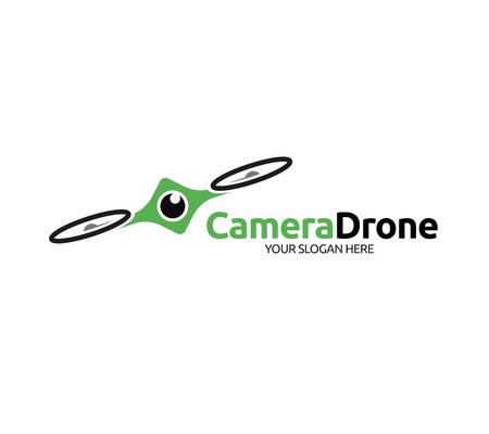 Camera Drone Logo