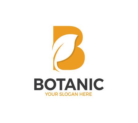 Botanic Logo Template