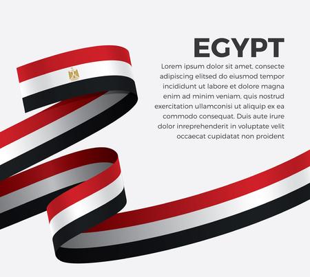 Egypt flag for decorative.Vector background Stock fotó - 112799076